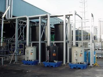 ADPO absorbers (gaswassers)