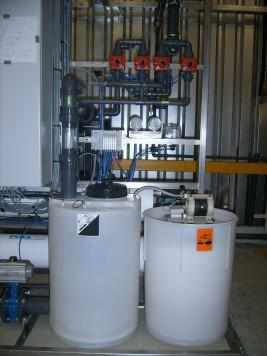 Séparation d'une émulsion huile-eau