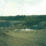 Waterrecuperatie op stortplaats