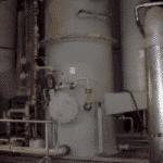 Ammoniak verwijdering