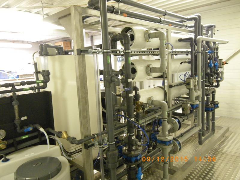 Membrane filtration